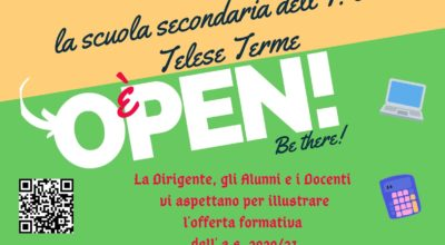 Open Day IC Telese Terme