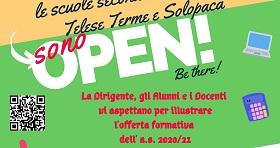 """""""Open Day"""" Scuola Secondaria di I grado Telese e Solopaca"""