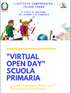 Open Day scuola primaria