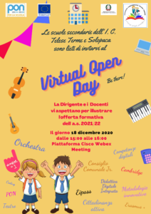 Open Day secondaria di I grado